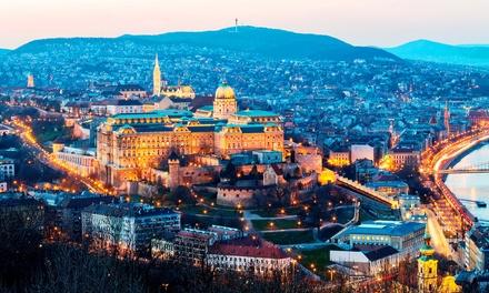 Budapeszt: 2-5 dni dla 2 osób ze śniadaniami i więcej w Triple M Hotel