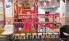 Alquiler de parque infantil