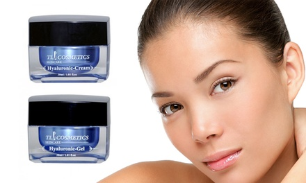 $29.95 for a Hyaluron AntiWrinkle Cream or Gel, or$39.95 forBoth Don't Pay up to$303.60