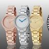 Stuhrling Women's Bracelet Watch Made with Swarovski Crystals