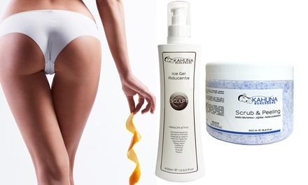 Kit Trattamento anti cellulite