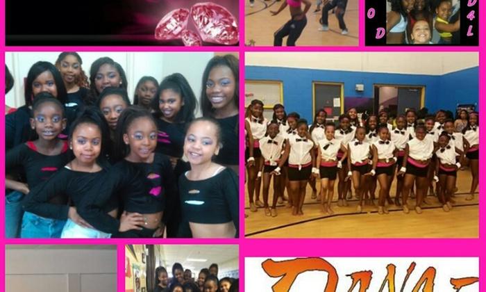 House of Diamonds Dance Team & Studio - Blackwell: Up to 58% Off Sports Camp at House of Diamonds Dance Team & Studio