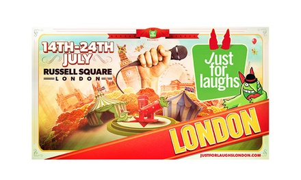 Just for Laughs London