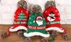 Children's Knitted Christmas Hat