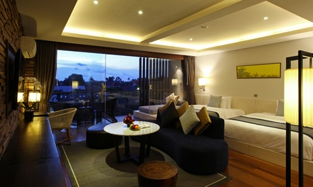 Bali: Up to 7 Nights for two with Breakfast, OneWay Transfer and Welcome Drink at Watermark Hotel & Spa Bali