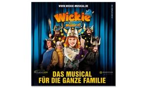 """Wickie – das Musical: """"Wickie – das Musical"""" in 12 Städten u. a. Leipzig, Köln, Mannheim, München und Dresden im Okt. 2016 (bis zu 35% sparen)"""