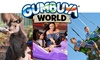 Gumbuya World Wildlife entry with unlimited rides