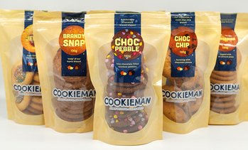 Cookie Man's Handcrafted Cookies