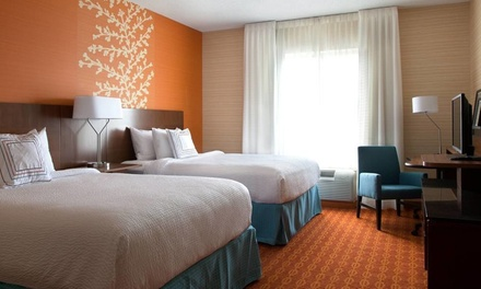 Stay at 2.5-Star Ithaca Hotel in New York. Dates into June.