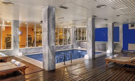 Acceso ilimitado para 2 a spa, gym y clases dirigidas con opción masaje desde 14,95 € en Yhi Wellness Meliá Sitges Oferta en Groupon