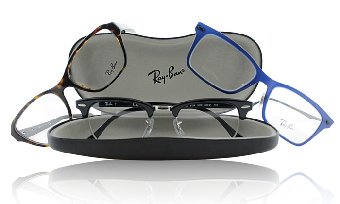 4b654943ee2 Up To 63% Off on Ray-Ban Unisex Optical Frames