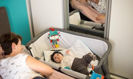 Berceau Cododo 2 en 1 Uno Kinderkraft pliable et portable. Livraison offerte (SaintEtienne)