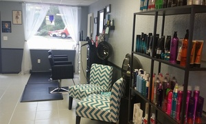 Bombshell Beauty Studio: $20 for $45 Worth of Services — Bombshell Beauty Studio