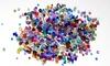 25.00 CTTW Assortment of Loose Swarovski Beads: 25.00 CTTW Assortment of Loose Swarovski Beads
