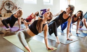 Up to 75% Off Yoga Classes at Yoga Union, plus 6.0% Cash Back from Ebates.