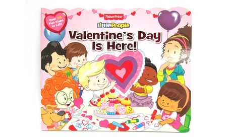 Fisher Price Little People Valentine's Day is Here Book 461bbe2c-c4d8-11e7-ae5d-00259060b5da