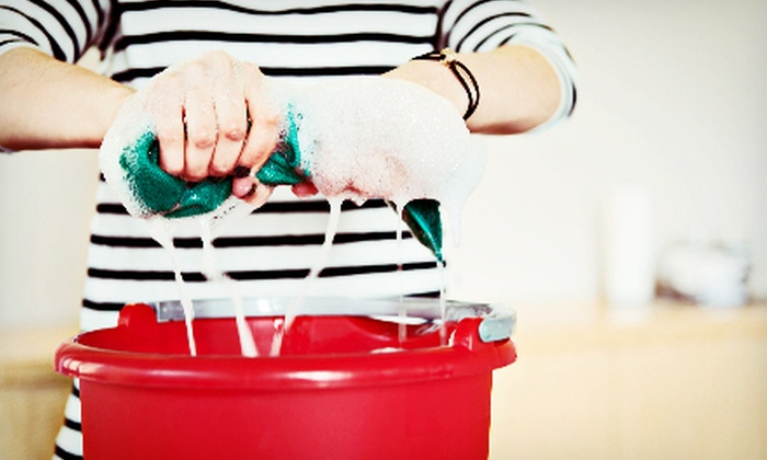 The Cleaning Genie - Pelham: Two, Four, or Six Hours of Housecleaning from The Cleaning Genie (Up to 61% Off)