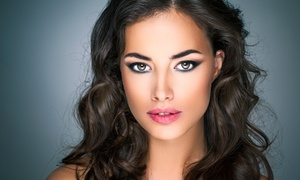 D-Miny Hair Design: Women's Haircut, Deep-Conditioning Treatment, and Blow-Dry at D-Miny Hair Design (48% Off). Two Options Available.