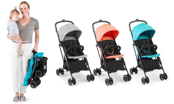 Kinderkraft Lightweight Mini-Dot Pocket Baby Stroller With Free Delivery