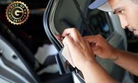 Scheibentönung für einen 3-Türer-Kleinwagen, Kombiwagen oder Limousine bei First Autoglas Krefeld (bis zu 75% sparen*)