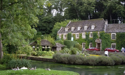 Bibury Garden and Trout Farm Entry for Two Adults or Family