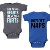Trendy Infant Bodysuits