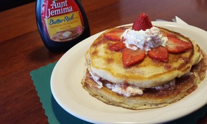 Grandsons: $6 for $10 Worth of Breakfast — Grandsons