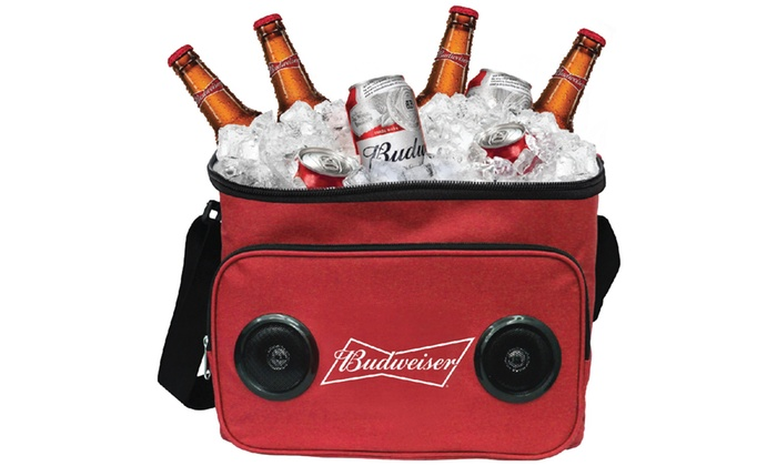 Up To 46% Off on Cooler Bag w/ Bluetooth Speakers | Groupon