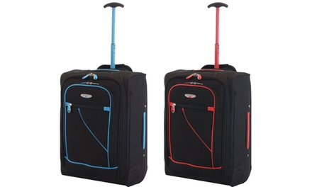 Hand Luggage Suitcase Trolley