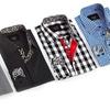 Franco Vanucci Men's Dress Shirts