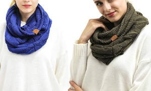 CC Chic Knit Scarf