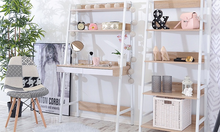 Étagère/Bureau De Direction Berg | Groupon Shopping