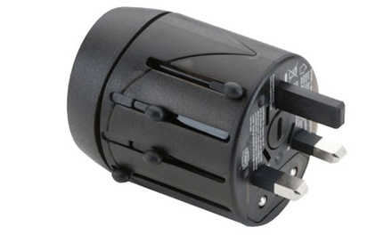 Fujifilm World Travel Adapter with USB Charger for €12.99