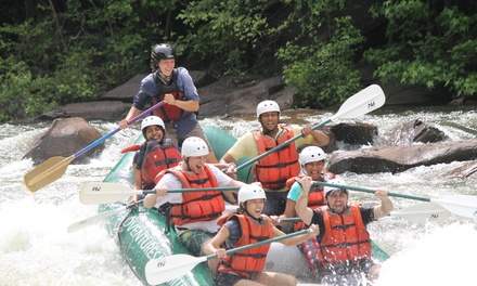 Ocoee River Rafting Classic Middle Adventure for One, Two, or Six from Adventures Unlimited (Up to 67% Off)