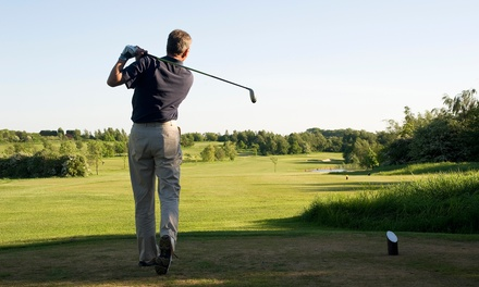 OneHour Golf Lesson with a PGA Professional for One or Two with James Curtis
