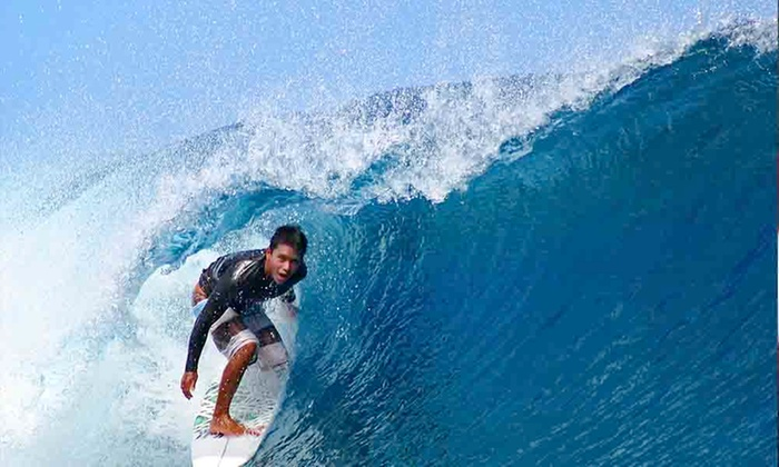 Surf You To The Moon - Surf You To The Moon: $89 for Surfing Lesson Tour for Two at Surf You To The Moon ($150 Value)