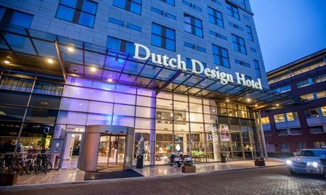 Ámsterdam: Habitación doble superior con desayuno en el Dutch Design Hotel Artemis 4*.