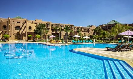 Marrakech : 1 à 9 ou 14 nuits pour 2 adultes et 1 enfant de moins de 12 ans, petit déjeuner au Palm Plaza Hôtel & Spa 5*