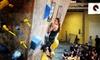 Up to 40% Off Indoor Bouldering at Bridges Rock Gym
