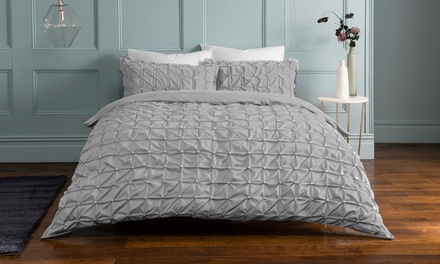 Pieridae Ruched Duvet Set