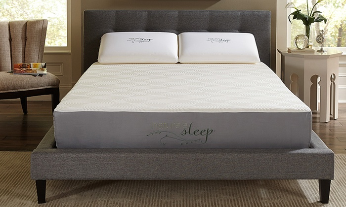 Nature S Sleep 10 Quot Mattress Groupon Goods