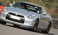 Nissan GTR Driving Experience from Driving Experiences 4 U, Two Locations (61% Off)