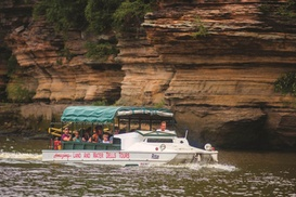 Up to 37% Off an Original Wisconsin Duck Tour of the Dells at Original Wisconsin Ducks®, plus 9.0% Cash Back from Ebates.