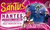 Le Grand Cirque Santus débarque à Nantes