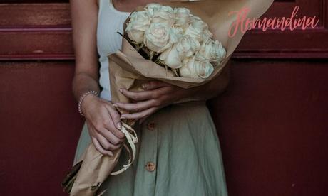 Ramo de flores a elegir con envío gratis a domicilio con Bondai Flowers (hasta 43% de descuento)