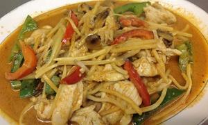 Bangkok Cuisine: $12 for $20 Worth of Thai Food at Bangkok Cuisine