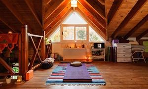 Bodhi Yoga: Desde $279 por 4 u 8 clases de método yoga en Bodhi Yoga