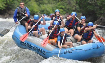Up to 42% Off Rafting from Magic Falls Rafting Company
