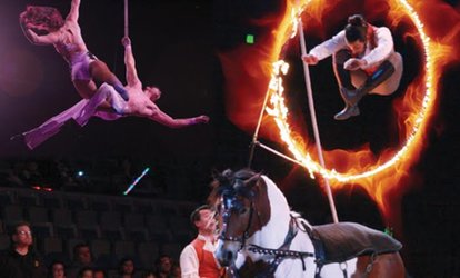 Royal Canadian Family Circus (August 3–6)