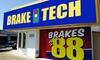 Up to 63% Off Brake Pad Replacement at Brake Tech